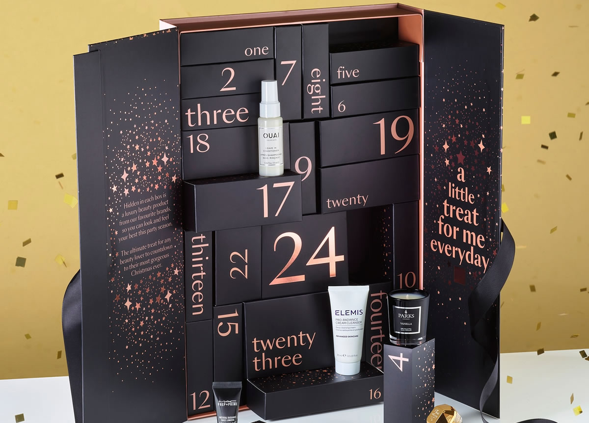 Image of Debenhams Ultimate Beauty advent calendar
