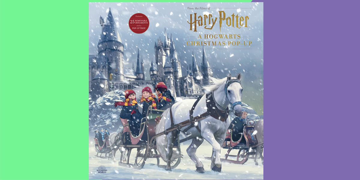 Image of Harry Potter: A Hogwarts Christmas Pop Up