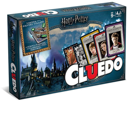 Image of Harry Potter Cluedo game