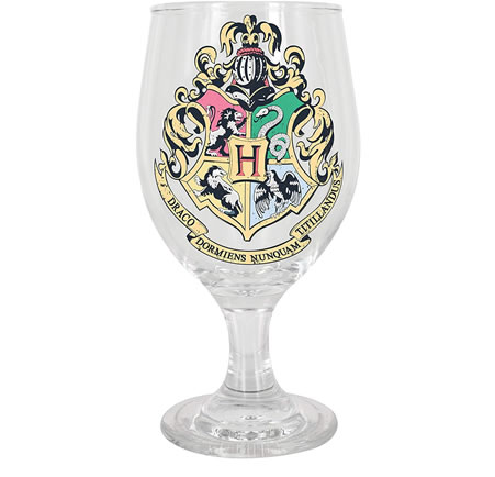 Harry Potter glass