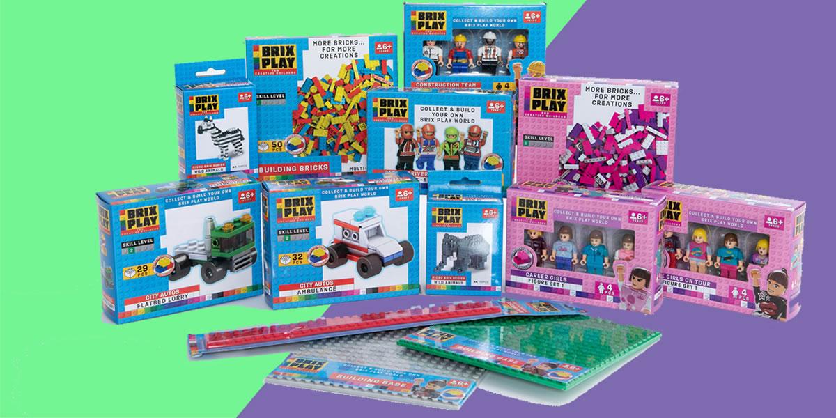 Image of Poundland toy range