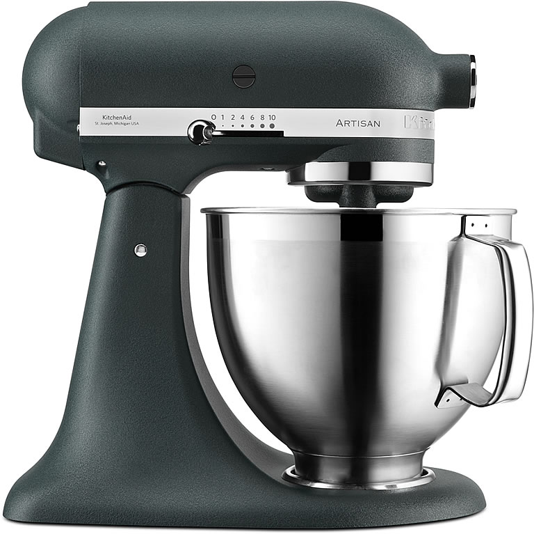 Kitchenaid Artisan 4.8L Tilt-Head Stand Mixer in NEW Pebbled Palm, RRP £599
