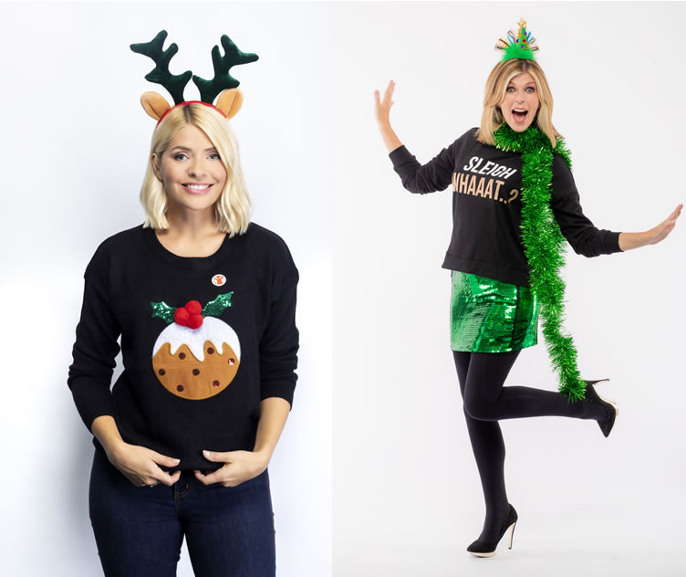 Save the children - CJD Holly Willoughby and Kate Garraway