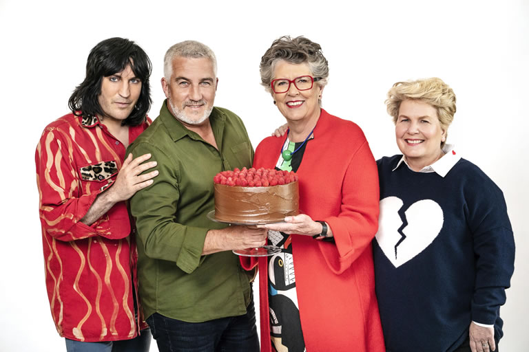 The Great Christmas Bake Off 2020 Great British Bake Off 2020 Christmas special