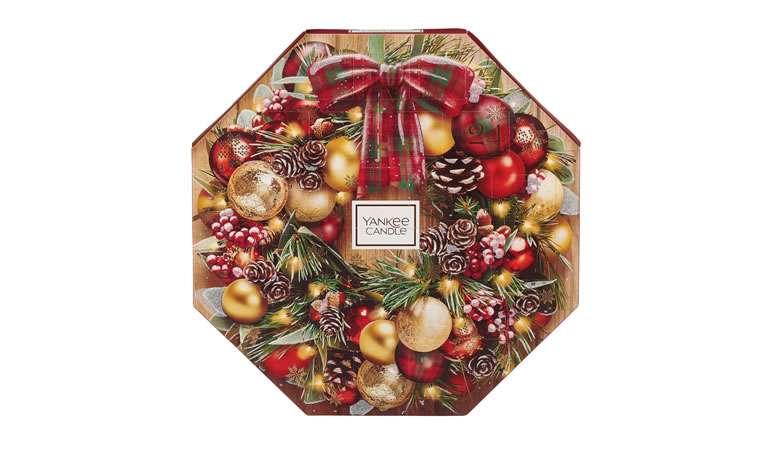 Yankee Candle 2019 Advent Wreath