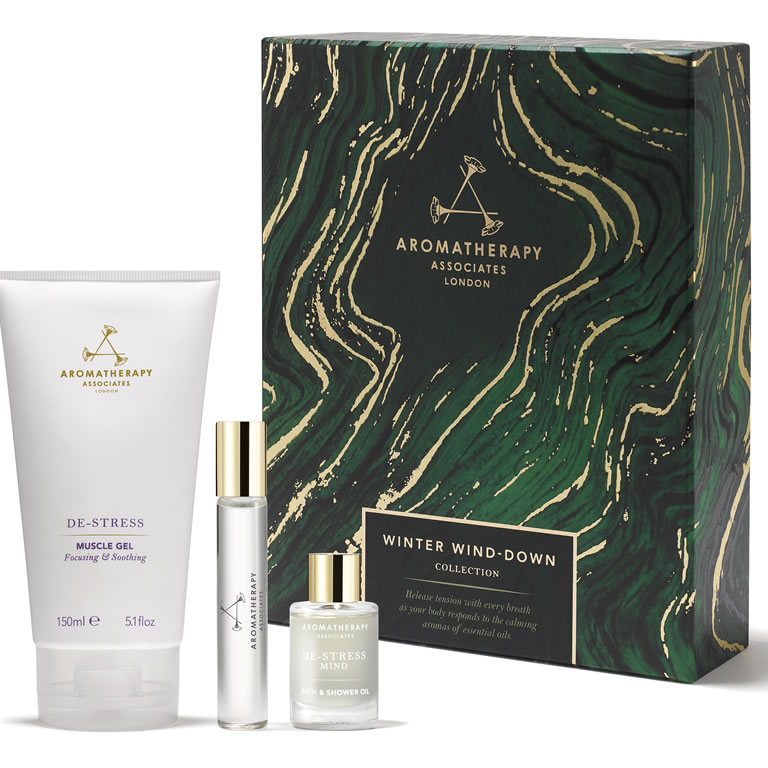 Aromatherapy Associates London Winter Wind-Down Gift Set