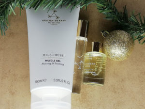 Aromatherapy Associates London Winter Wind-Down products