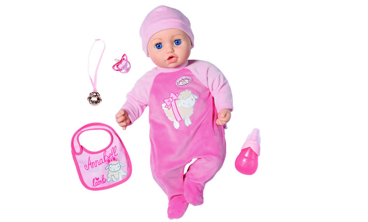 Baby Annabell - £59.99
