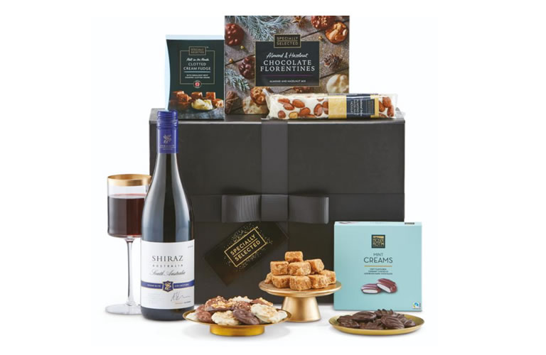 Aldi Christmas Favourites Hamper (£19.99)
