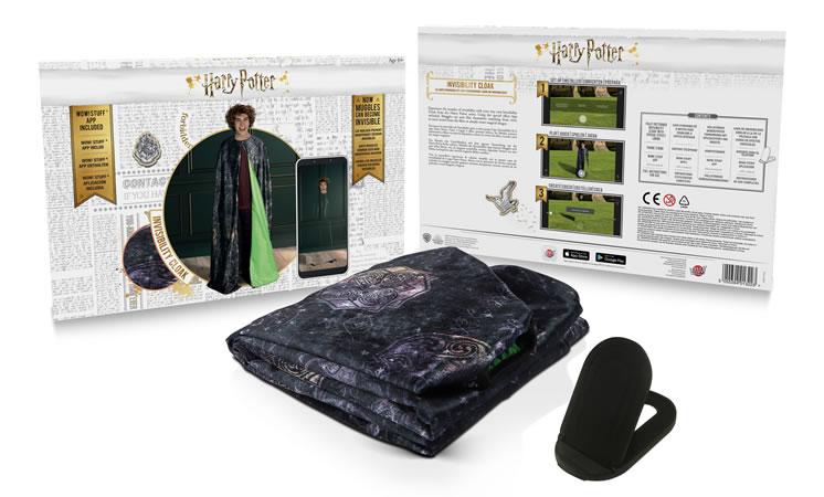 Harry Potter Invisibility Cloak - £59.99