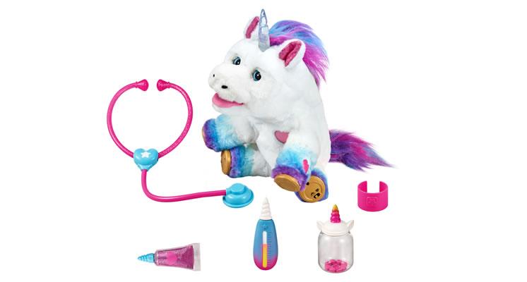 Little Live Pets Rainglow Unicorn Vet Set - £59.99