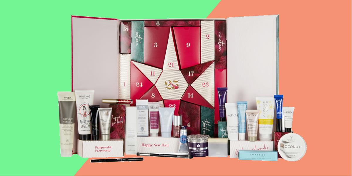 M&S Beauty Advent Calendar 2019
