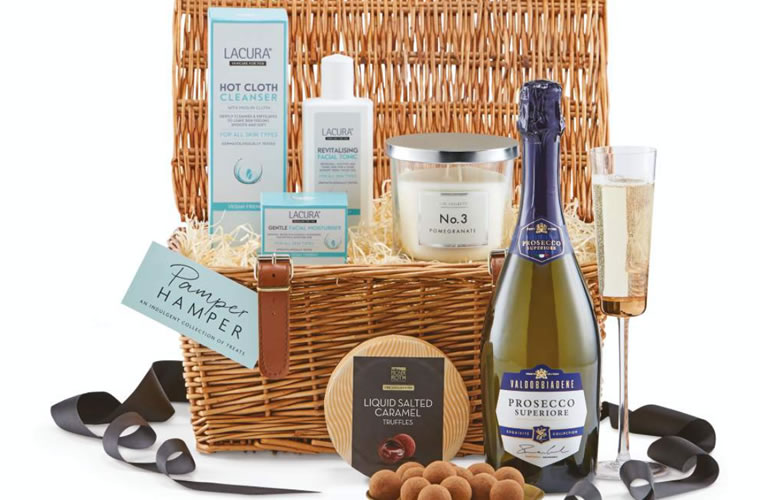 Aldi Pamper Hamper (£39.99)