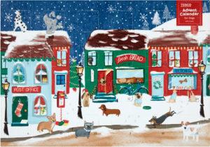 Tesco Dog Advent Calendar.