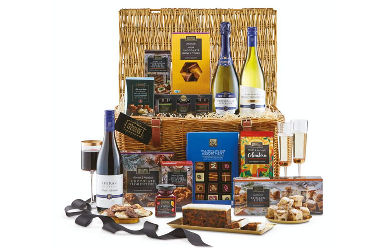 Aldi Specially Selected Luxury Hamper (£59.99)