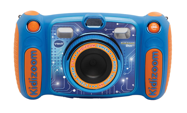 VTech Kidizoom Duo 5.0 - Blue - £54.99