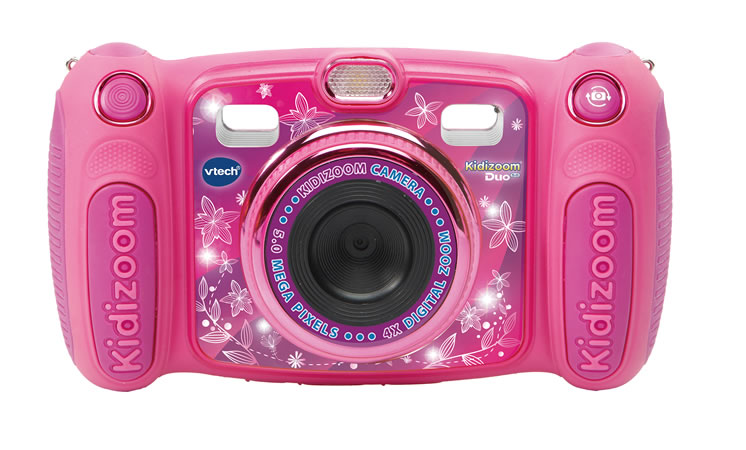 VTech Kidizoom Duo 5.0 - Pink - £54.99
