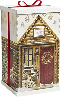 Yankee Candle, Tower Advent Calendar, £79.99