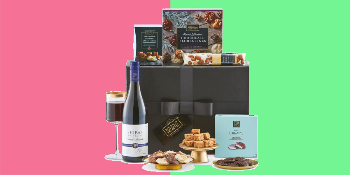 Aldi Christmas Hampers 2019