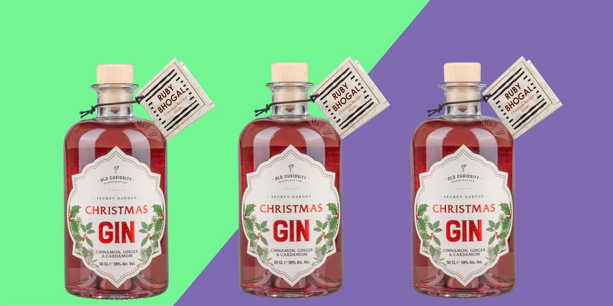 Image of Christmas gin
