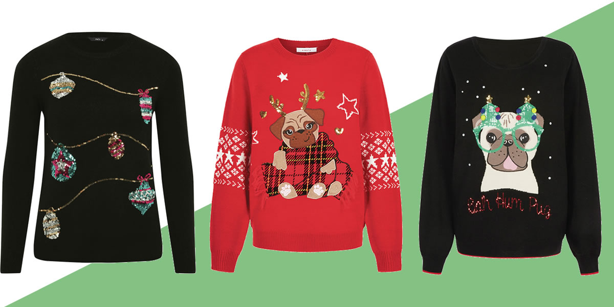 Top Christmas Jumpers For Women This 2019
