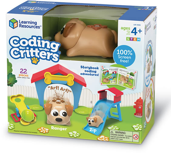 Image of Coding Critters