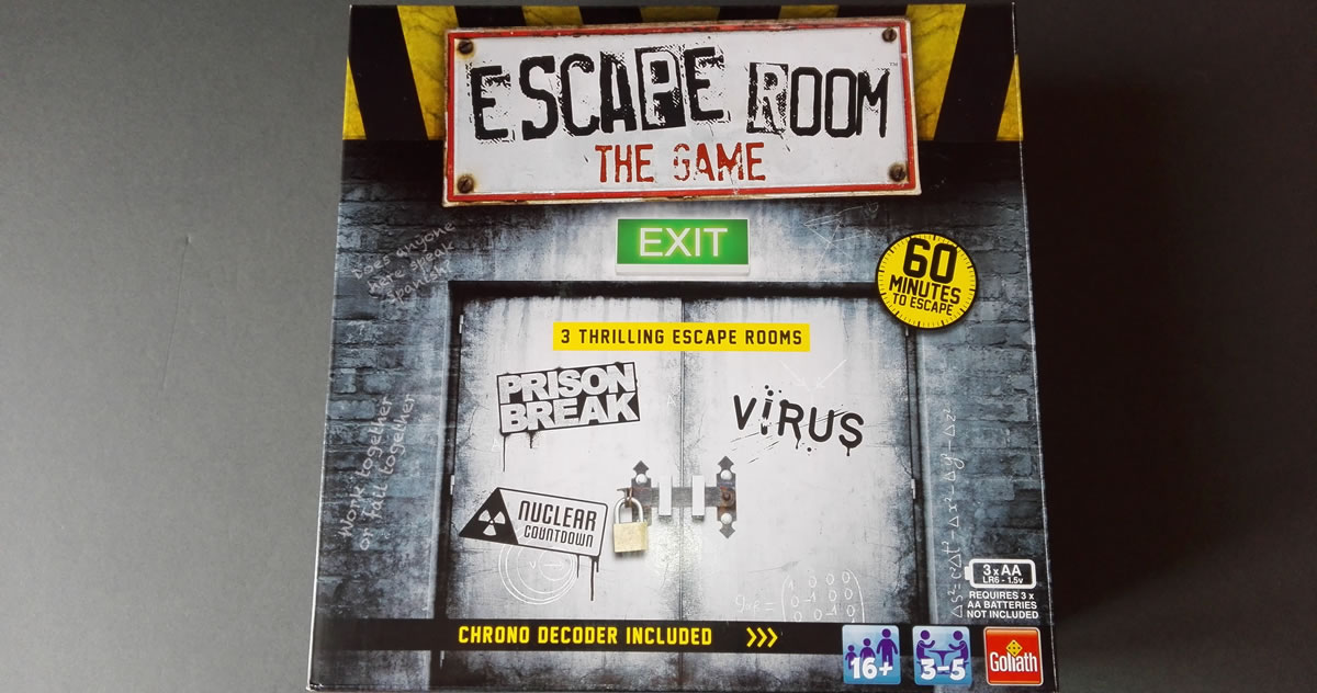 Image of Escape Room: The Game