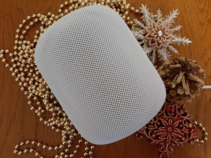 Image of Apple Homepod white