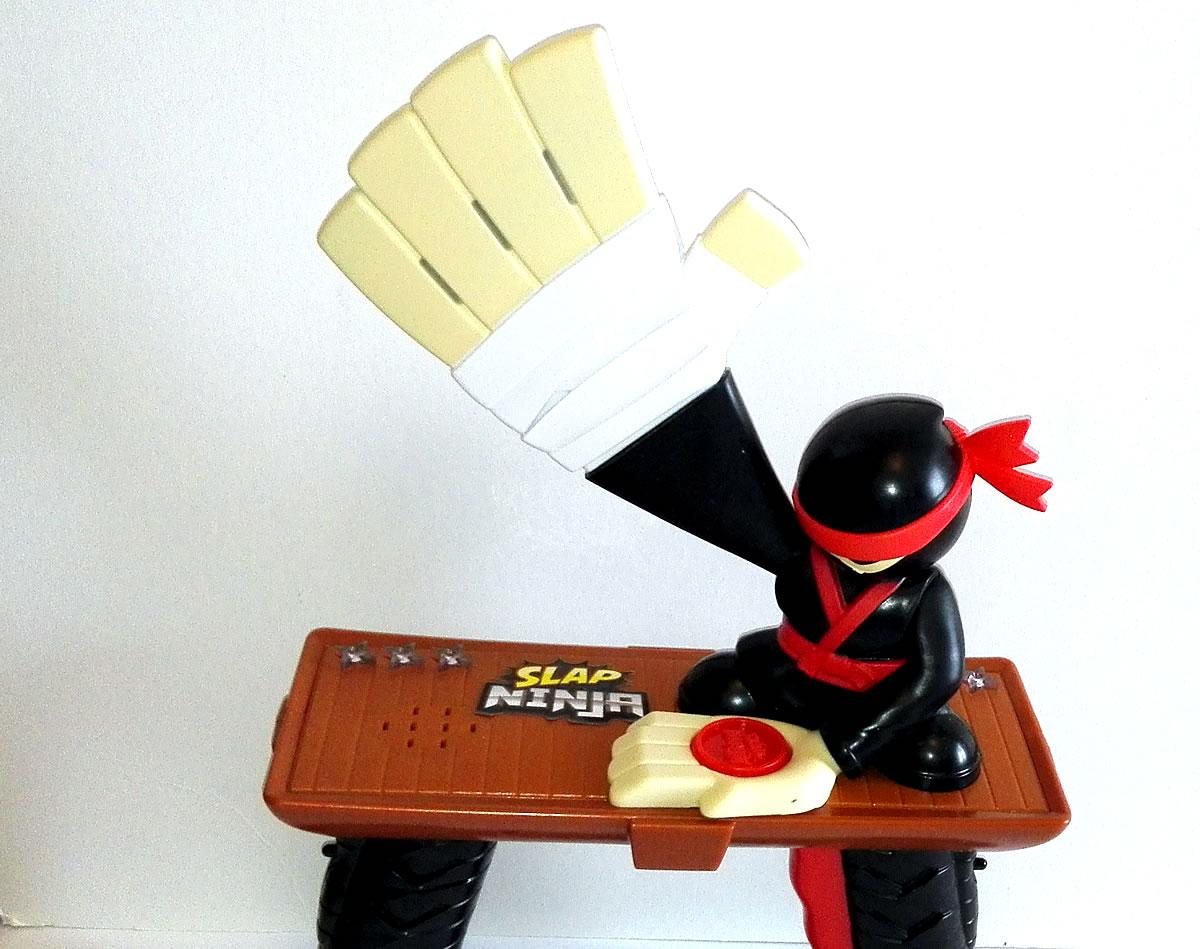 Image of Jakks Pacific Slap Ninja game