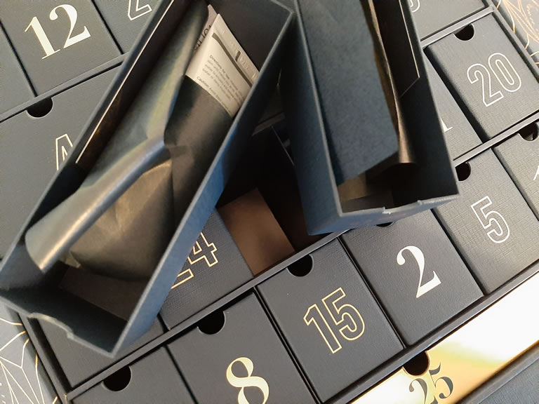 Image of LookFantastic advent calendar boxes