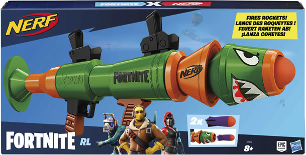 Image of Nerf Fortnite RL