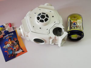 Image of Playmobil 9487 set what's included