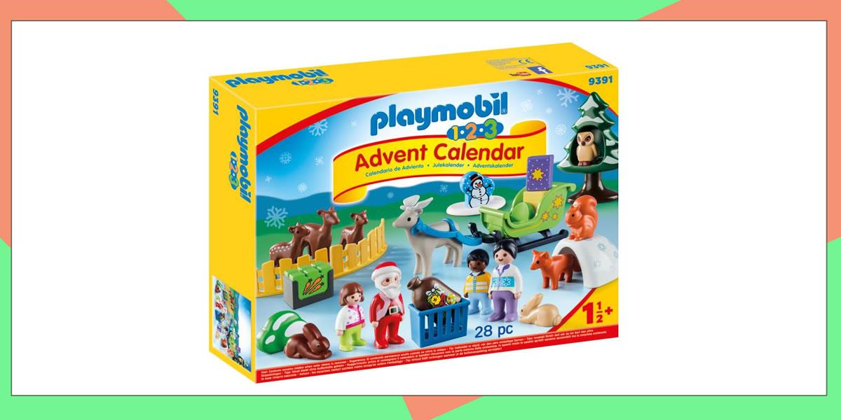 Image of Playmobil advent calendar