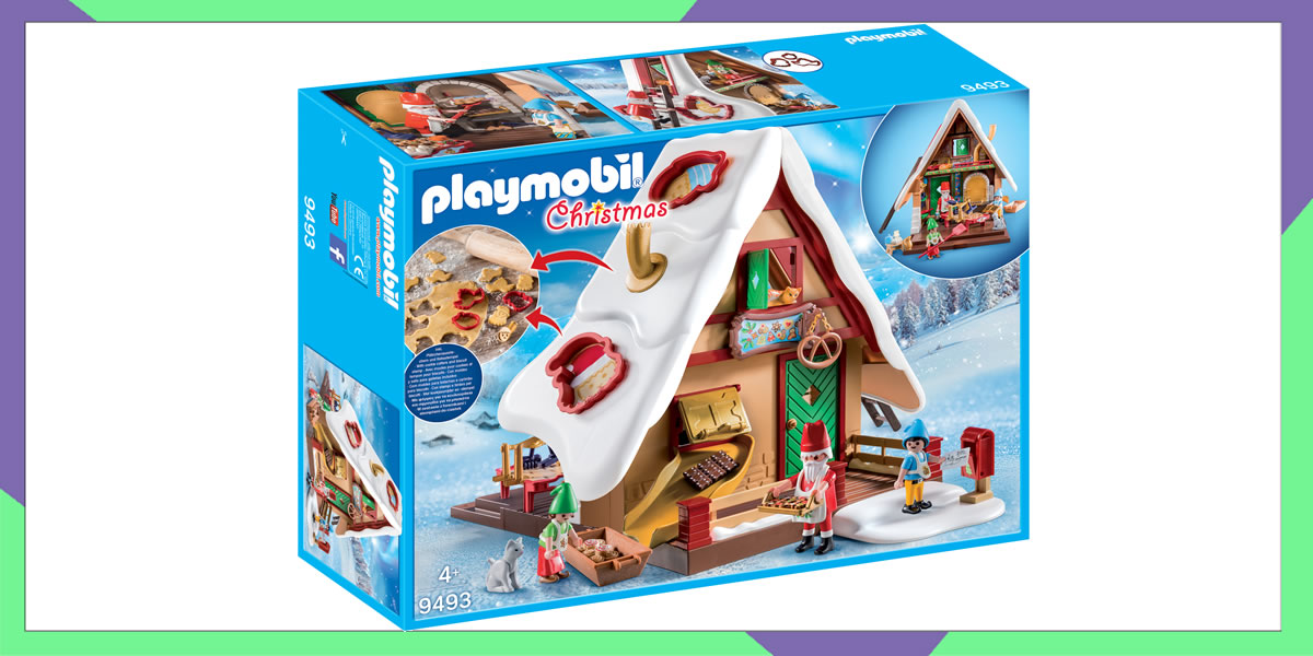 Image of Playmobil Bakery 9493