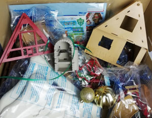 Image of Playmobil Bakery box
