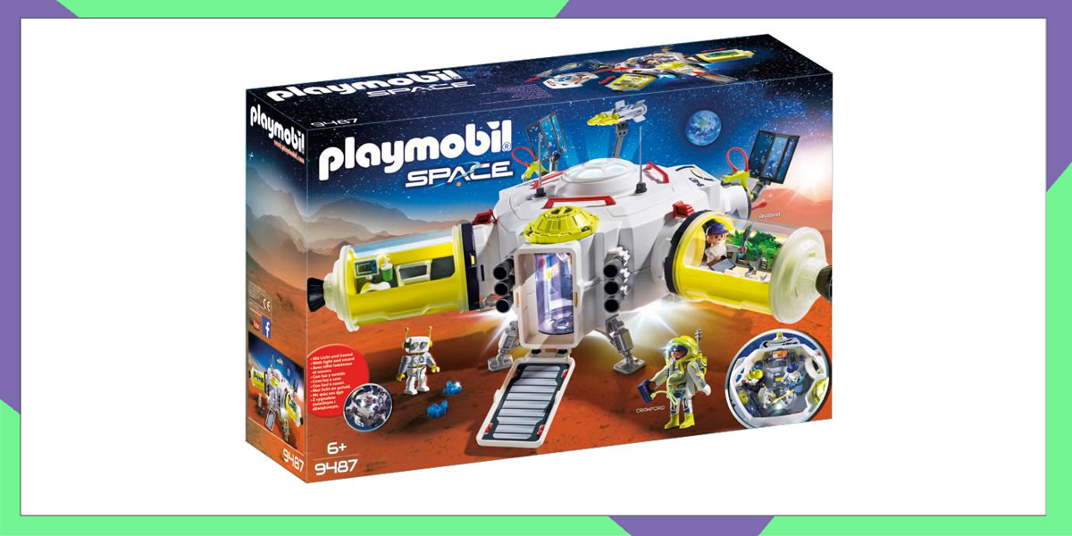 Image of Playmobil Mars Space Station