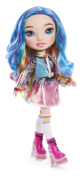 Poopsie Rainbow Surprise Dolls Amethyst Rae or Blue Skye - £49.99