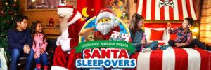 Image of Santa Sleepovers Legoland