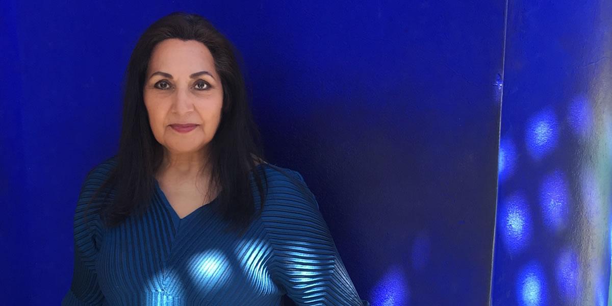 Imtiaz Dharker for BBC Radio 3 Christmas Carol competition 2019