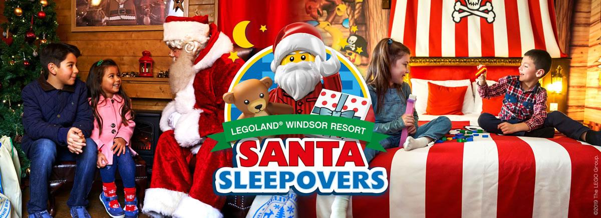 Legoland Santa Sleepovers