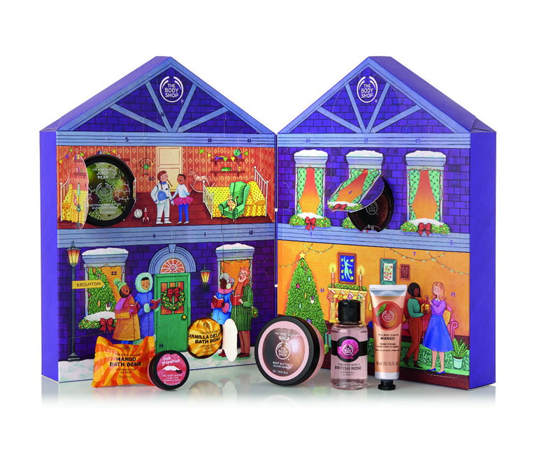 Beauty Advent Calendar £45 2019