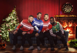 A League of Their Own Xmas Party 2019