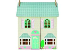 Carousel Doll House £50.00