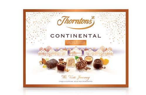 Thorntons Continental Winter Markets Box 2019