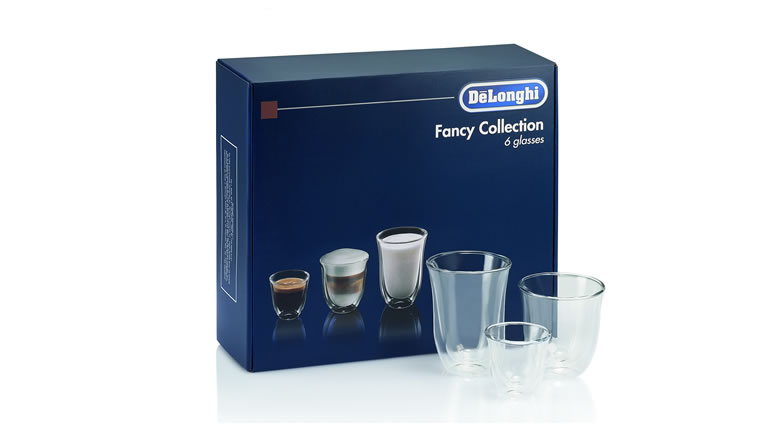 De'Longhi fancy glasses