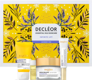 Christmas Gift Guide for Her 2019: Decléor Infinite Lift Lavender Fine