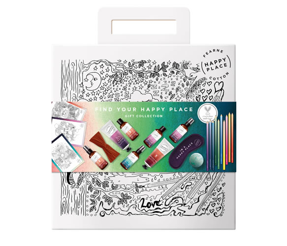 Fearne Cotton Find Your Happy Place Gift Set, £40