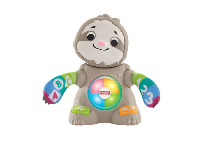 Fisher Price - Linkimals Smooth Moves Sloth £35.00