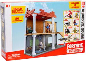 Fortnite Battle Royale Collection – Squad versus Squad Playset £50.00