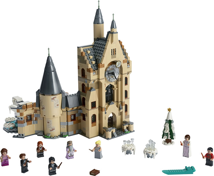 Lego – Harry Potter Hogwarts' Clock Tower £85.00